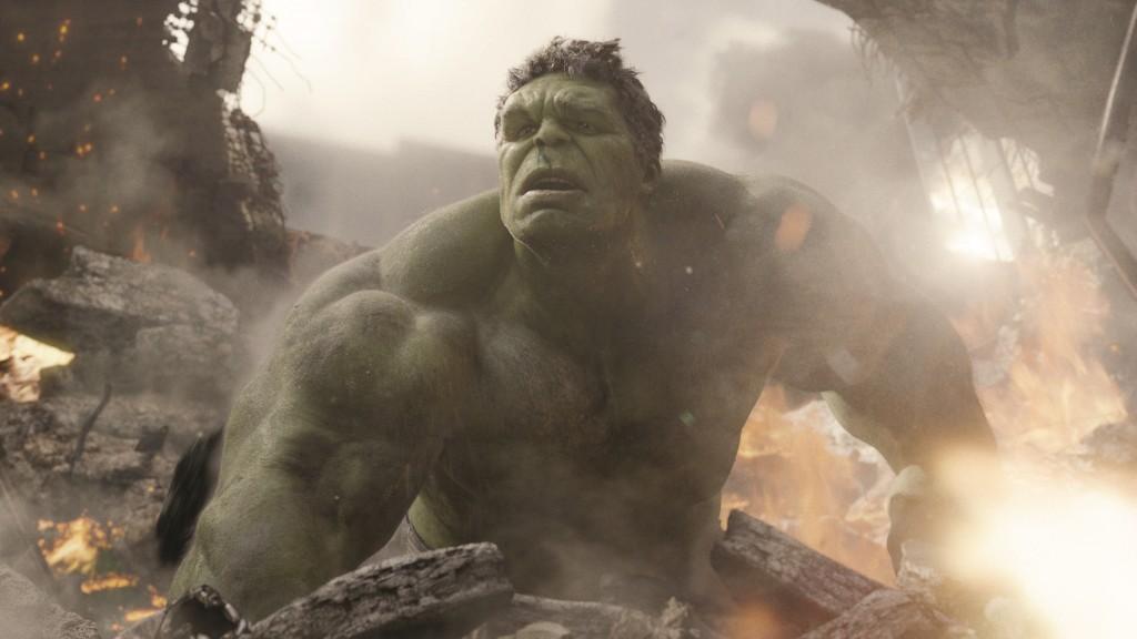 """""""Marvel's The Avengers"""" ..Hulk (Mark Ruffalo)..© 2011 MVLFFLLC. TM & © 2011 Marvel.  All Rights Reserved"""